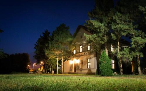 Hotel-overnachting met je hond in Locomotiv Vendégház - Hercegszántó