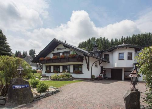 Ferienwohnung Haus Edelweiss Winterberg