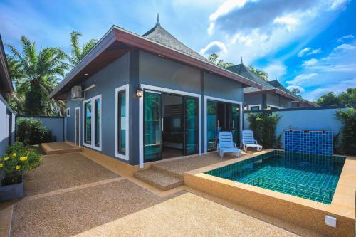 The M Million Pool Villa, Aonang Krabi The M Million Pool Villa, Aonang Krabi