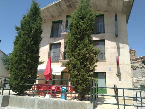 Accommodation in Torralba de Aragón
