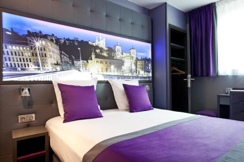 Hotel des Savoies Lyon Perrache - Hôtel - Lyon
