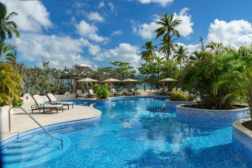 Grand Anse Beach, St Georges, Grenada.