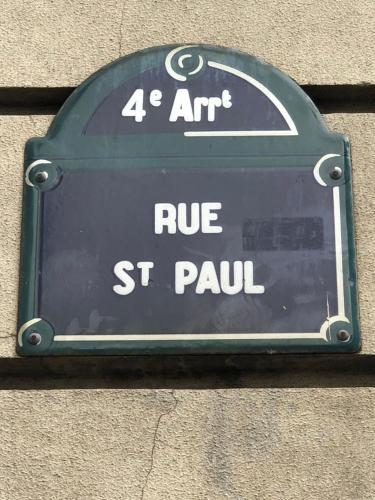 Beauty Saint Paul - Location saisonnière - Paris
