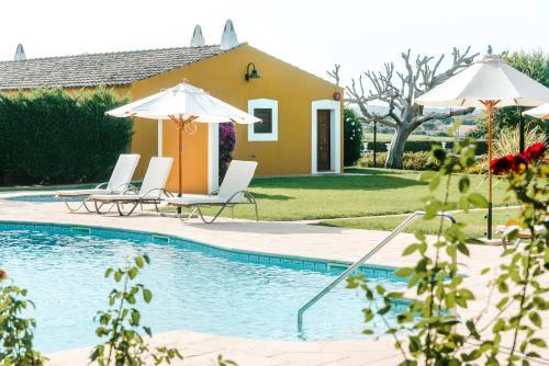Habitación Doble - 1 o 2 camas Hotel Rural Sant Ignasi 6