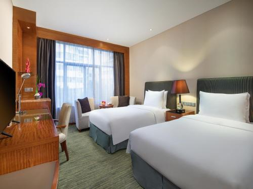 Tianfeng Superior Twin Room (Included 2 Goodone Tickets)