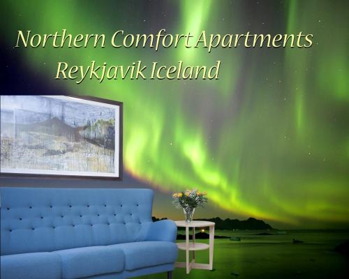 Northern Comfort Apartments Foto principal