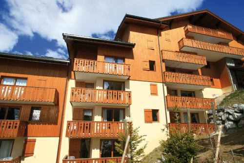 Lagrange Vacances L'Arollaie**** - Accommodation - Peisey-Vallandry