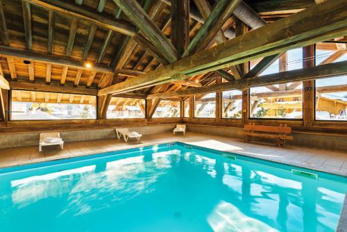 Lagrange Vacances Le Village des Lapons - Hotel - Les Saisies