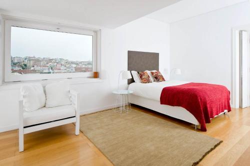 Chiado Design Apartment 5E in Lissabon