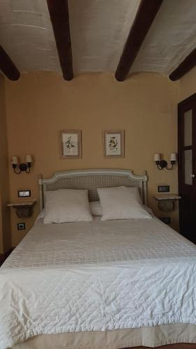 Habitación Doble Estándar con vistas Hotel Real Posada De Liena 22