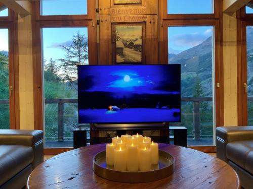 Stirling Luxury Chalet Saas-Fee