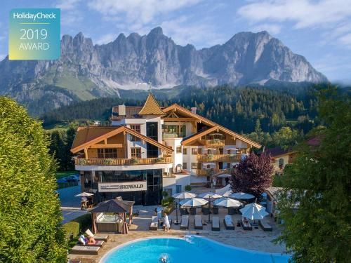 Wellnessresort Seiwald **** Superior - Hotel - Going am Wilden Kaiser