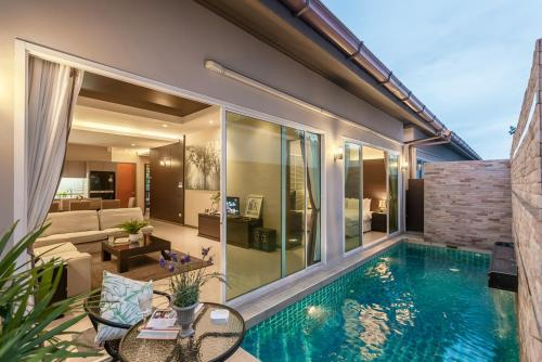 AnB Poolvilla04 Modern 3BR Jomtien 6-8pax close Jomtian beach AnB Poolvilla04 Modern 3BR Jomtien 6-8pax close Jomtian beach