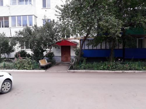. Apartment Ostrovskogo 51