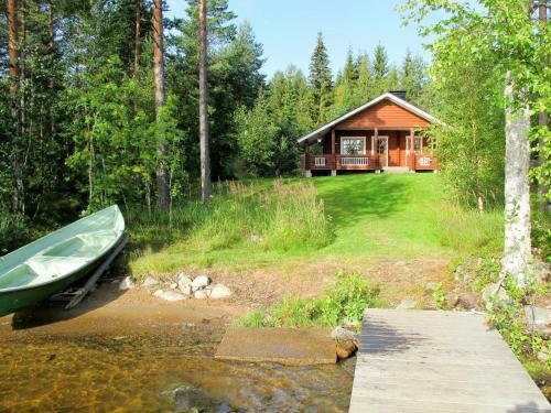 Ferienhaus Saimaa Seenplatte 065S