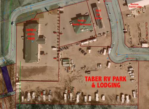TABER RV PARK and LODGING - Taber, AB T1G 2E8