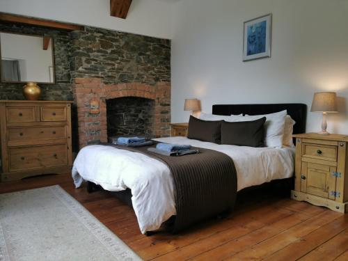The Old Rectory Kircullen Loft Apartment, Widemouth Bay, Cornwall