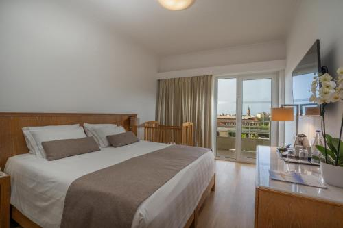 Superior Double or Twin Room with Old Town View