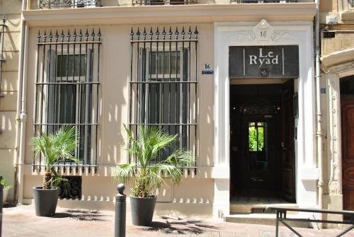 Le Ryad Boutique Hôtel - Hôtel - Marseille