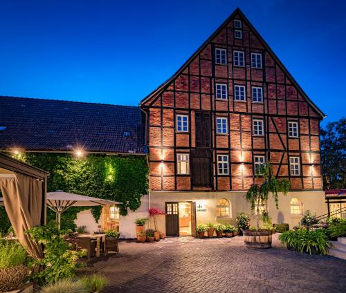 . Romantik Hotel am Brühl