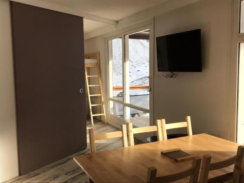 Gite Bel Air La Mongie - Apartment