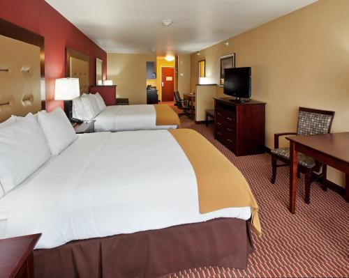 Holiday Inn Express And Suites Great Falls - Great Falls, MT 59404