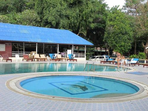 โรงแรมบ้านสวนฝน โรงแรมบ้านสวนฝน