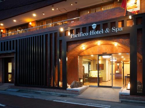 . PACIFICO Hotel and Spa