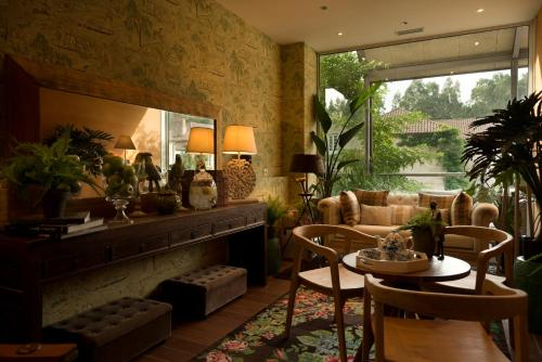 Double or Twin Room - Spa Offer - single occupancy A Quinta Da Auga Hotel Spa Relais & Chateaux 3