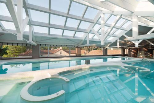 Double or Twin Room - Spa Offer - single occupancy A Quinta Da Auga Hotel Spa Relais & Chateaux 1