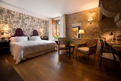 Deluxe Room - single occupancy A Quinta Da Auga Hotel Spa Relais & Chateaux 2