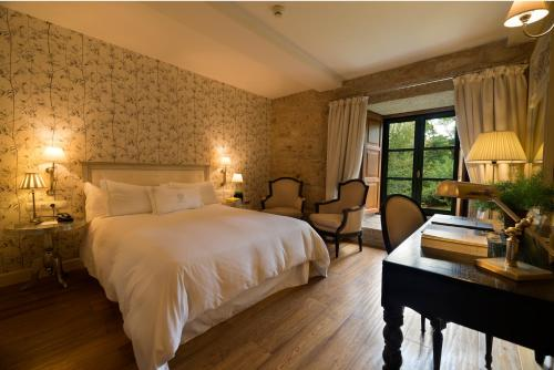 Classic Double Room - single occupancy A Quinta Da Auga Hotel Spa Relais & Chateaux 4