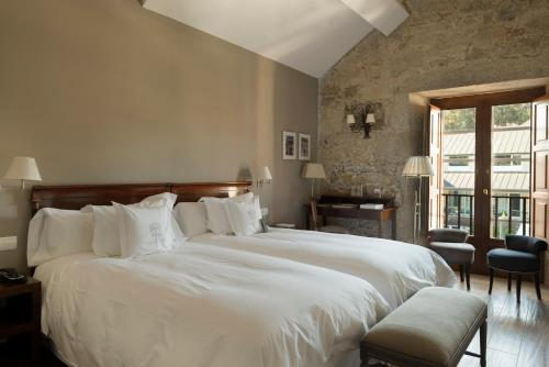 Classic Double Room - single occupancy A Quinta Da Auga Hotel Spa Relais & Chateaux 5