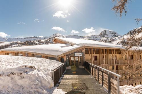 Residence Les Terrasses d'Azur - maeva Home Isola 2000