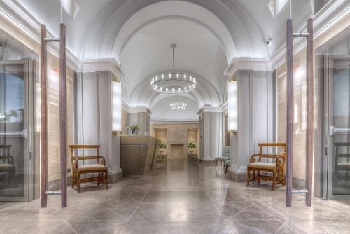 Via San Giuseppe Calasanzio 1, 00186 Rome, Italy.