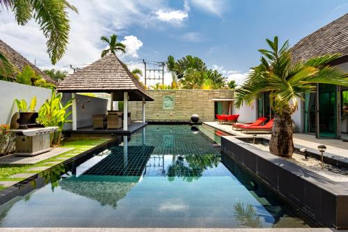 Luxury villa near the beach in Anchan Luxury villa near the beach in Anchan