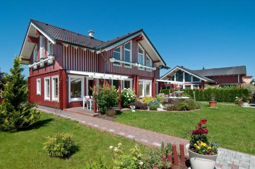 Seevilla And Seehaus Erna