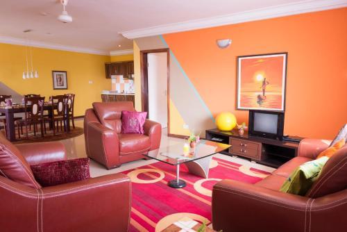 Calabash Residence Apartments szoba-fotók