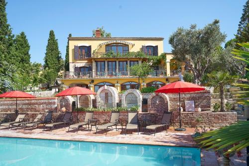 Villa Taraca Alacati Romantik Otel
