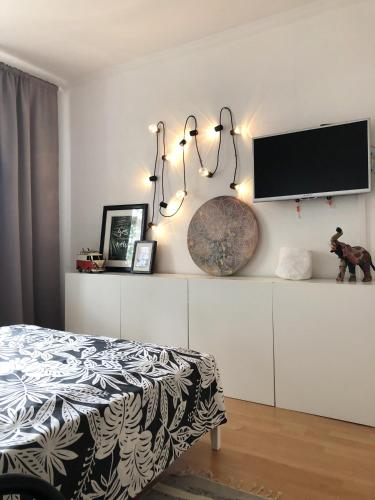 . Апартаменты-интерьер со вкусом