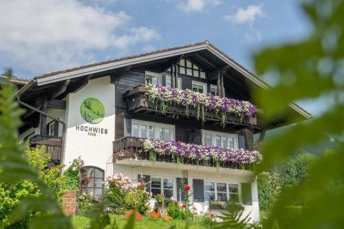Haus Hochwies - Apartment - Bolsterlang - Hörnerbahn
