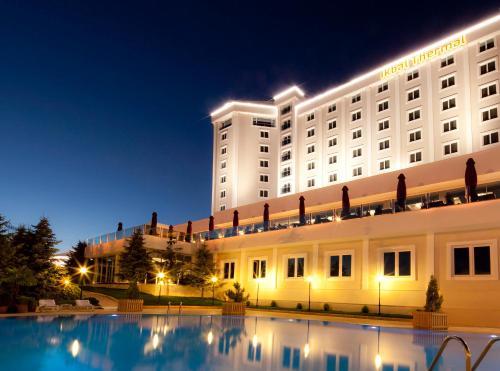 Afyon Ikbal Thermal Hotel & Spa Afyon fiyat