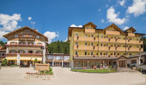 Caminetto Mountain Resort - Hotel - Lavarone