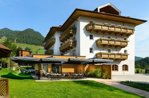 Hotel Bergzeit - Großarl