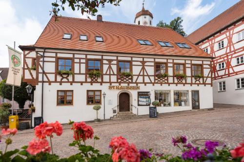 . Hotel-Restaurant Straussen