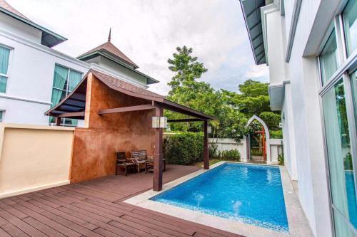 Summer sun pool villa Summer sun pool villa