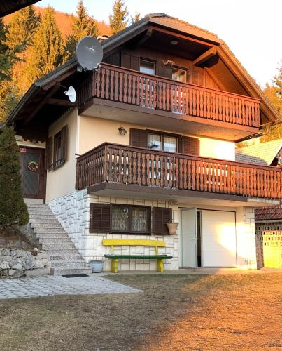 Chalet Jamnik - Hotel - Cerklje na Gorenjskem