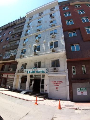 . Bursa şahin hotel