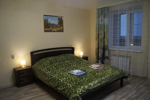 . Апартаменты РОМАШКА на Владимирском шоссе (2-комнатная квартира).