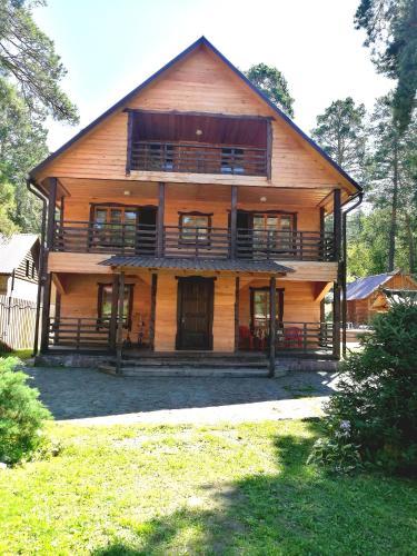 . Guest House Kedrovoe Podvorie